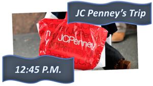JC Penney Trip @ Bus